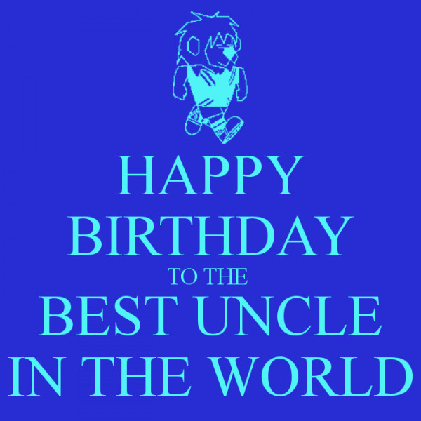 Best ideas about Happy Birthday Uncle Quotes . Save or Pin Birthday Wishes for Uncle Graphics for Now.