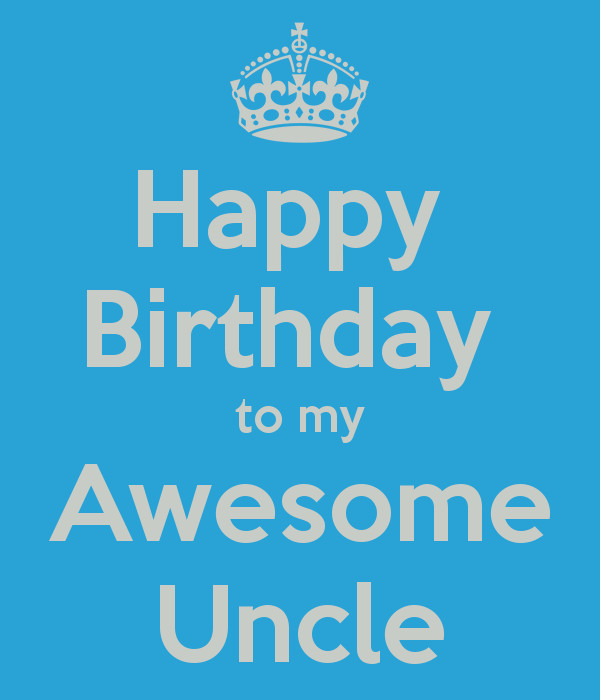 Best ideas about Happy Birthday Uncle Quotes . Save or Pin Awesome Happy Birthday Quotes QuotesGram Now.