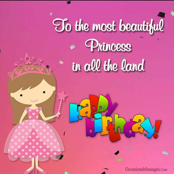 Best ideas about Happy Birthday Wishes For Niece . Save or Pin Top 100 Birthday Wishes for Niece Occasions Messages Now.
