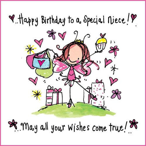 Best ideas about Happy Birthday Wishes For Niece . Save or Pin Special Birthday Wishes For Niece Now.