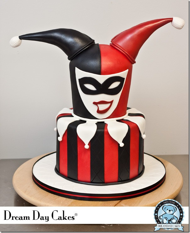 Best ideas about Harley Quinn Birthday Cake . Save or Pin Global Geek News Tag Archive Now.