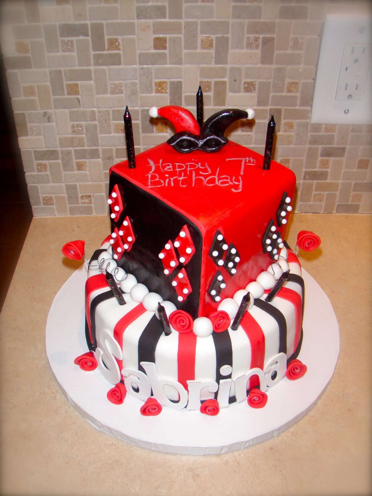 Best ideas about Harley Quinn Birthday Cake . Save or Pin Creative Cakes Now.