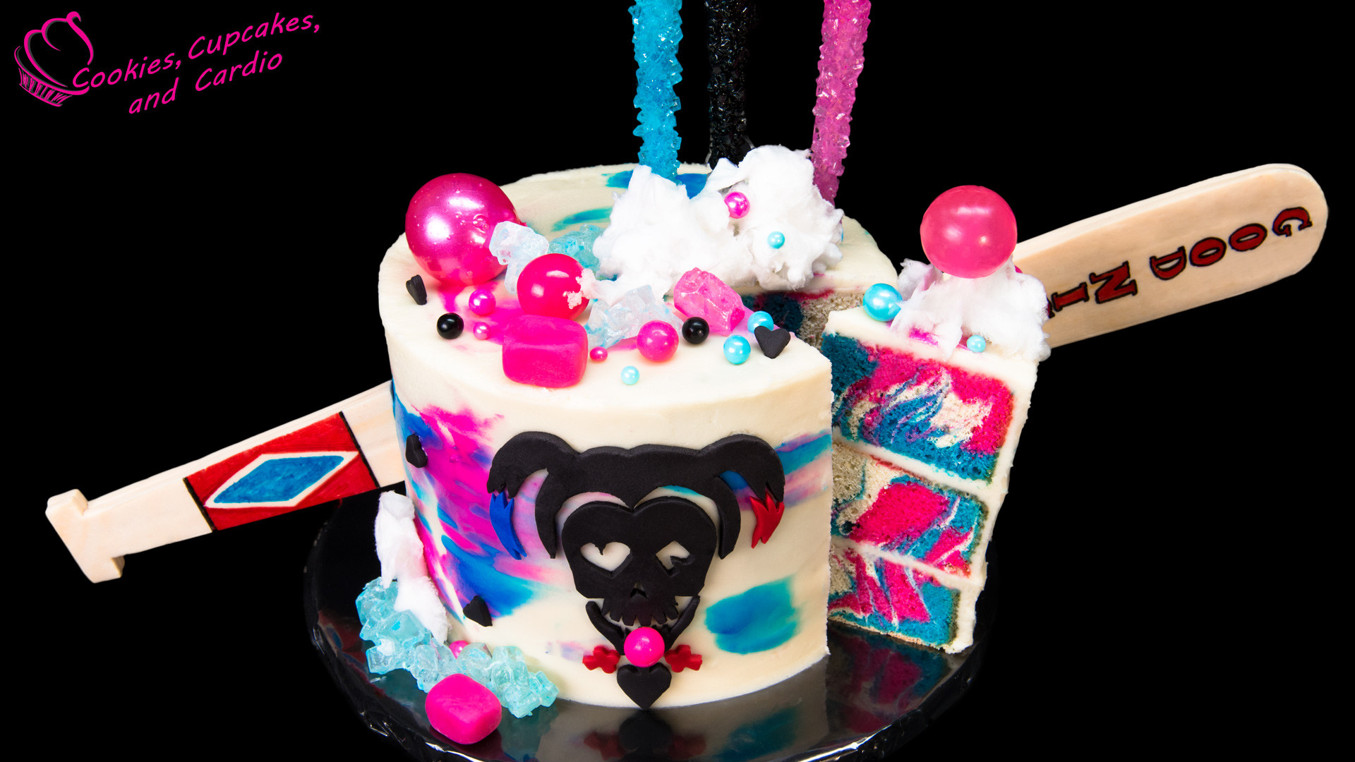 Best ideas about Harley Quinn Birthday Cake . Save or Pin Harley Quinn Cake Suicide Squad Cake Now.