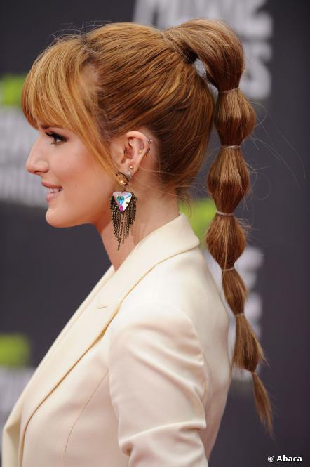 Best ideas about High Ponytail Braid Hairstyles . Save or Pin Braided Hairstyles Fall 2014 Strategies That Won't Make Now.