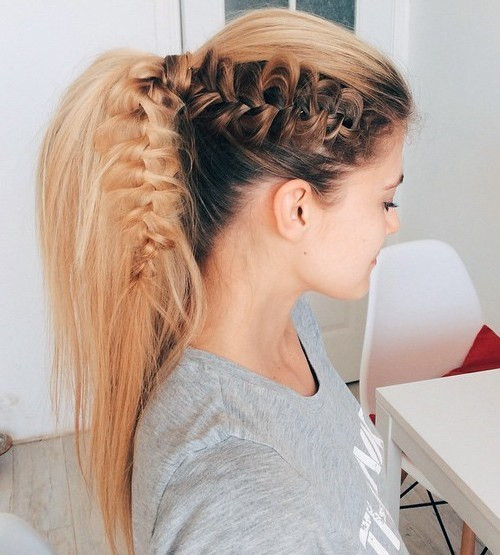 Best ideas about High Ponytail Braid Hairstyles . Save or Pin 40 High Ponytail Ideas for Every Woman Now.