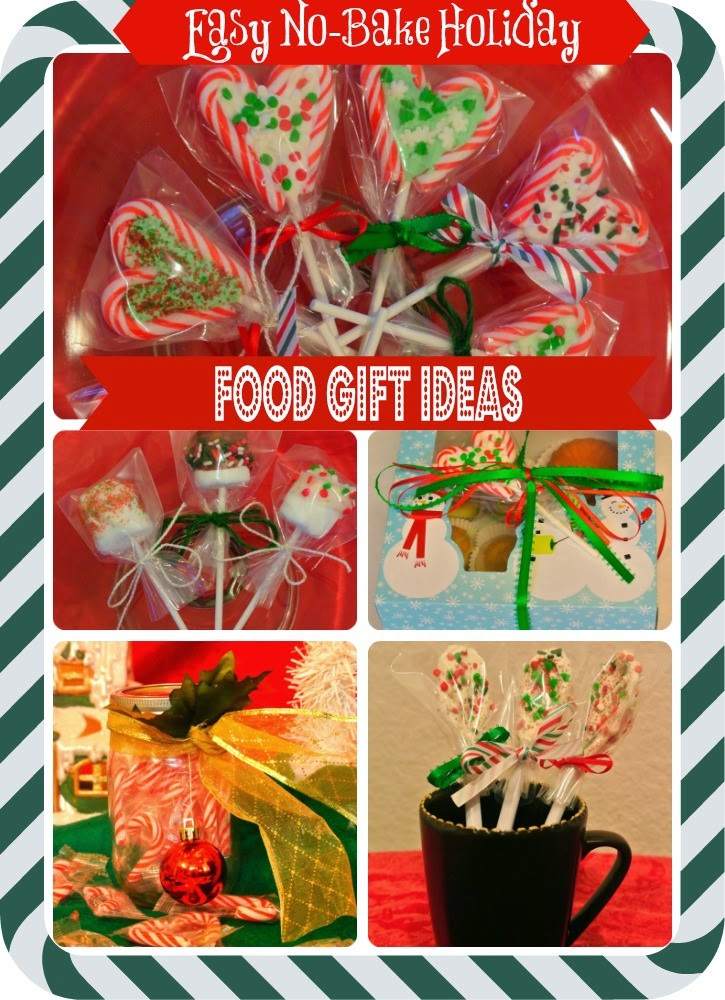 Best ideas about Holiday Food Gift Ideas . Save or Pin B is 4 Easy No Bake Holiday Food Gift Ideas Now.