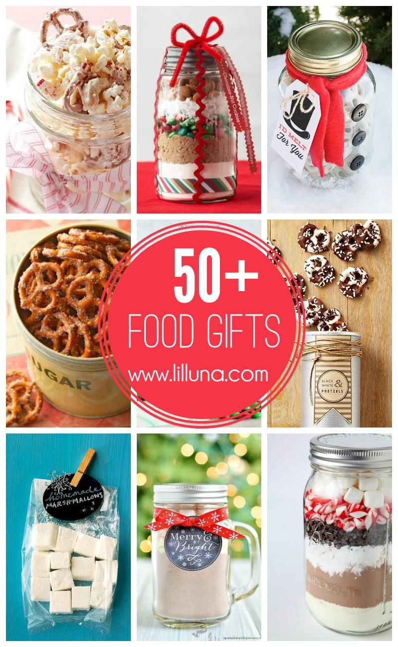 Best ideas about Holiday Food Gift Ideas . Save or Pin Food Gifts Now.