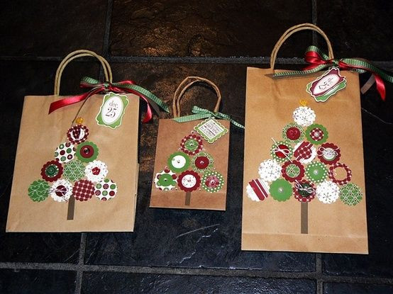 Best ideas about Holiday Gift Bag Ideas . Save or Pin Best 25 Decorated t bags ideas on Pinterest Now.
