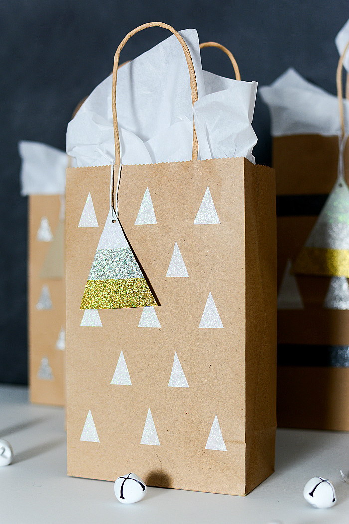 Best ideas about Holiday Gift Bag Ideas . Save or Pin Homemade Holiday Gift Bags and Tags It All Started With Now.