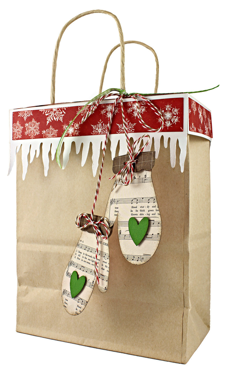 Best ideas about Holiday Gift Bag Ideas . Save or Pin 12 Gifts of Christmas Day 3 Gift Bag Topper Pazzles Now.