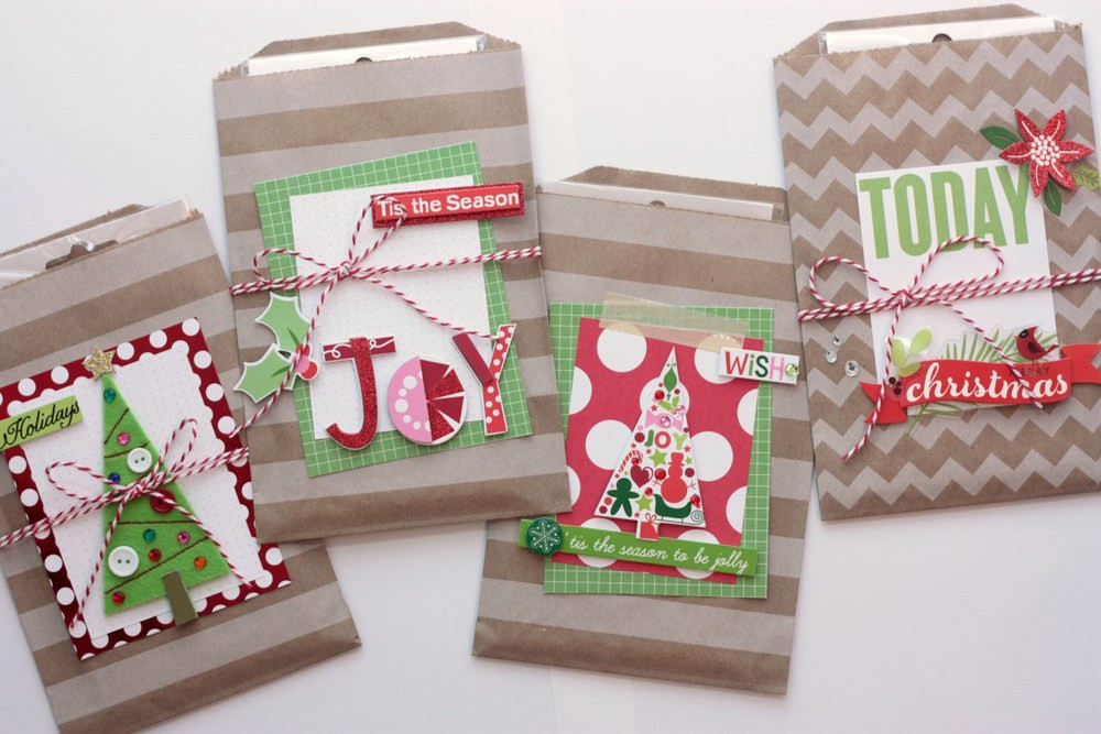 Best ideas about Holiday Gift Bag Ideas . Save or Pin Christmas Goo Bags — me & my BIG ideas Now.