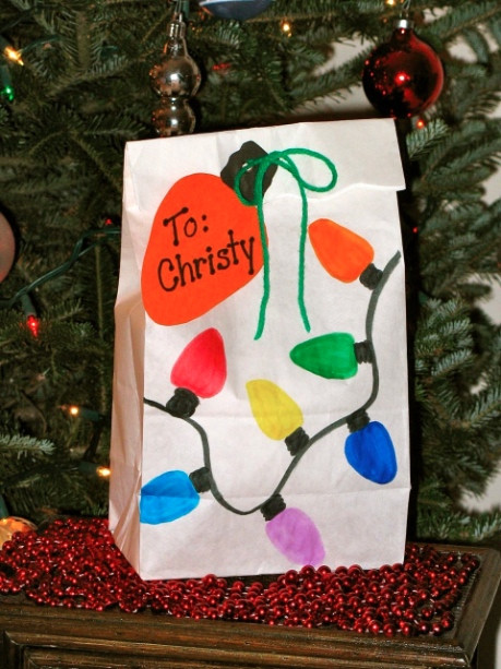Best ideas about Holiday Gift Bag Ideas . Save or Pin Creative Gift Wrapping Ideas Now.