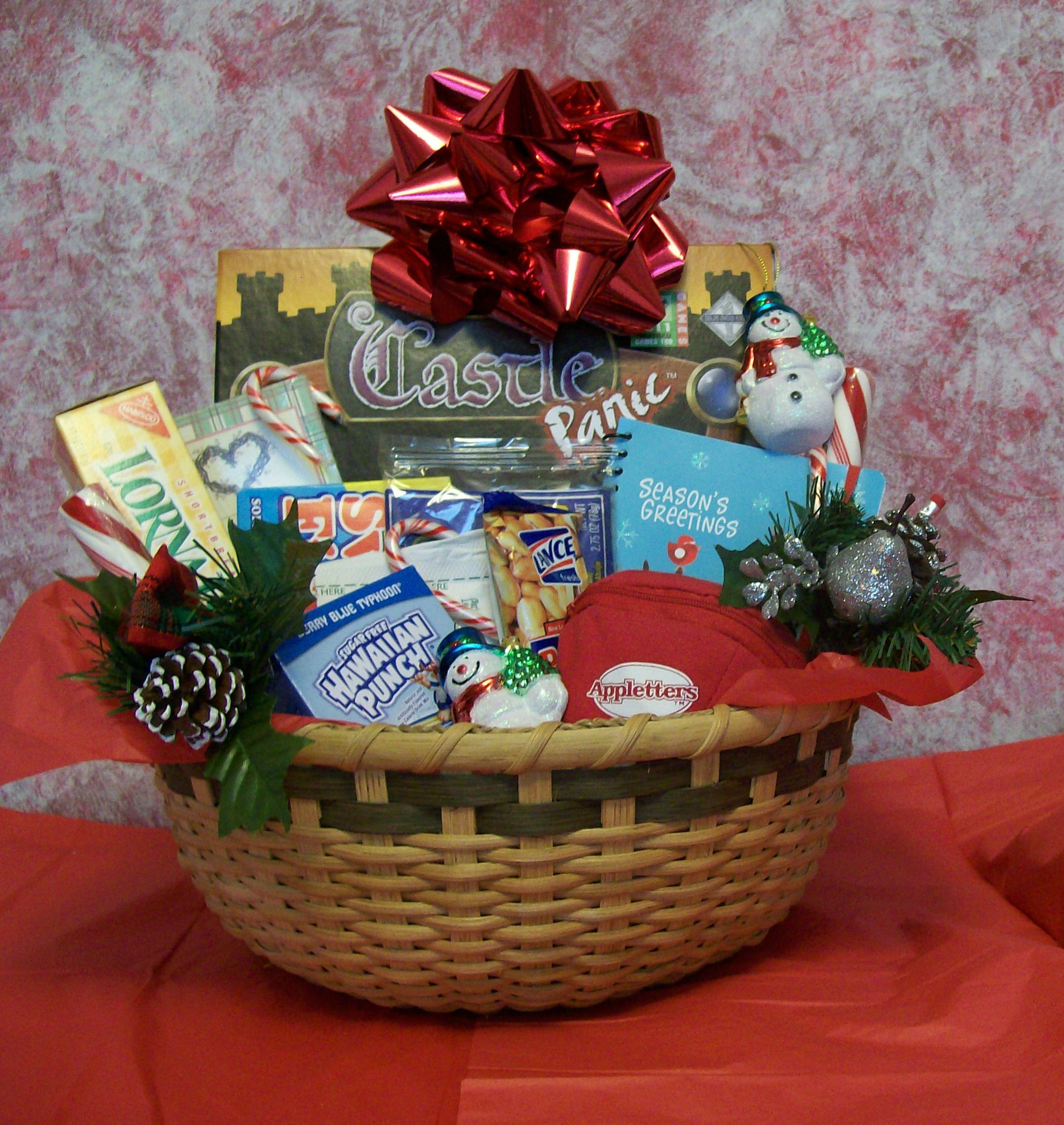 Best ideas about Holiday Gift Basket Ideas . Save or Pin Create a Christmas Fun and Games Gift Basket for a Family Now.