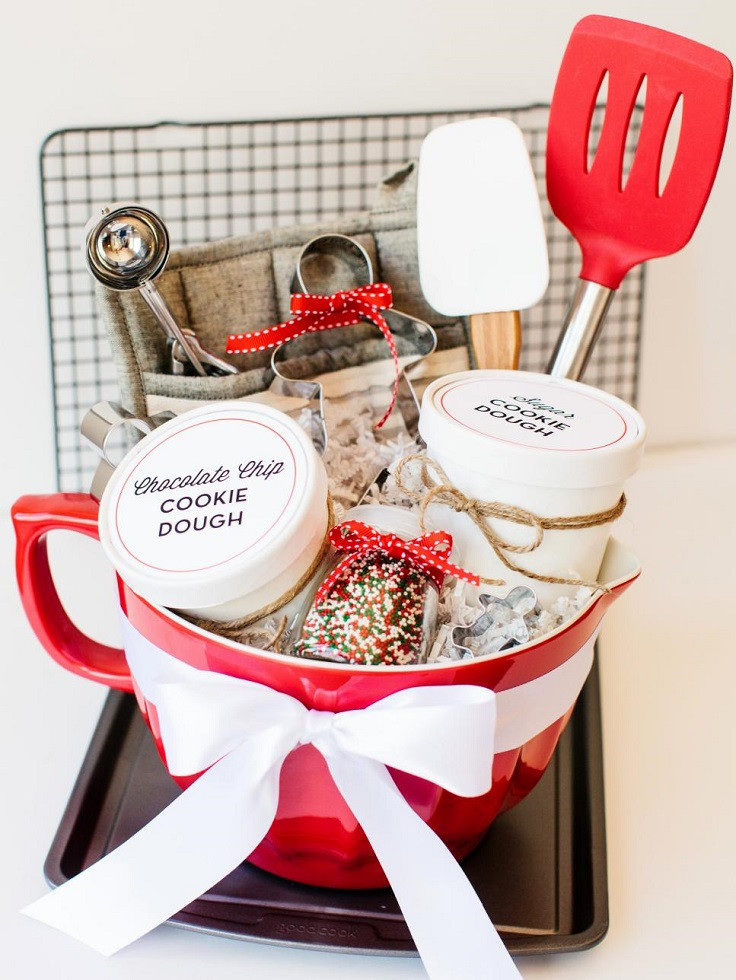 Best ideas about Holiday Gift Baskets Ideas . Save or Pin Top 10 DIY Creative and Adorable Gift Basket Ideas Top Now.