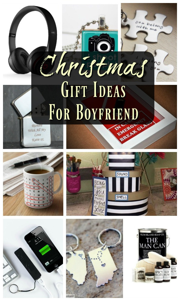 Best ideas about Holiday Gift Ideas For Boyfriend . Save or Pin 25 Best Christmas Gift Ideas for Boyfriend All About Now.