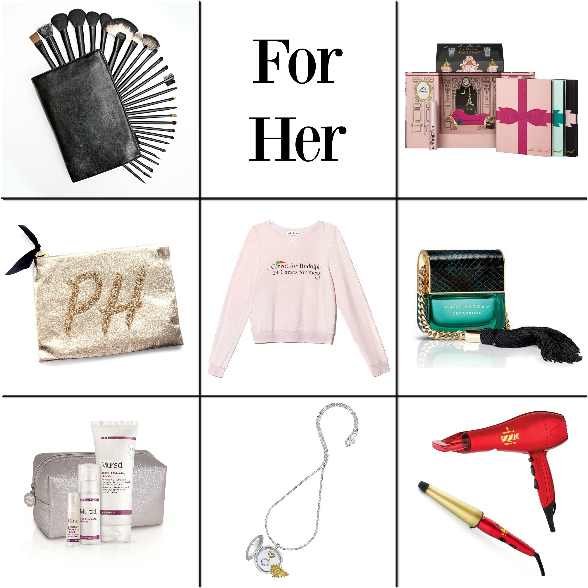 Best ideas about Holiday Gift Ideas For Her . Save or Pin Gift Ideas For Her Christmas 2015 Now.