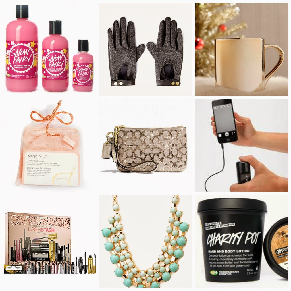 Best ideas about Holiday Gift Ideas For Her . Save or Pin Affordable Holiday Gift Guide for Her Tracey Zimmer Now.