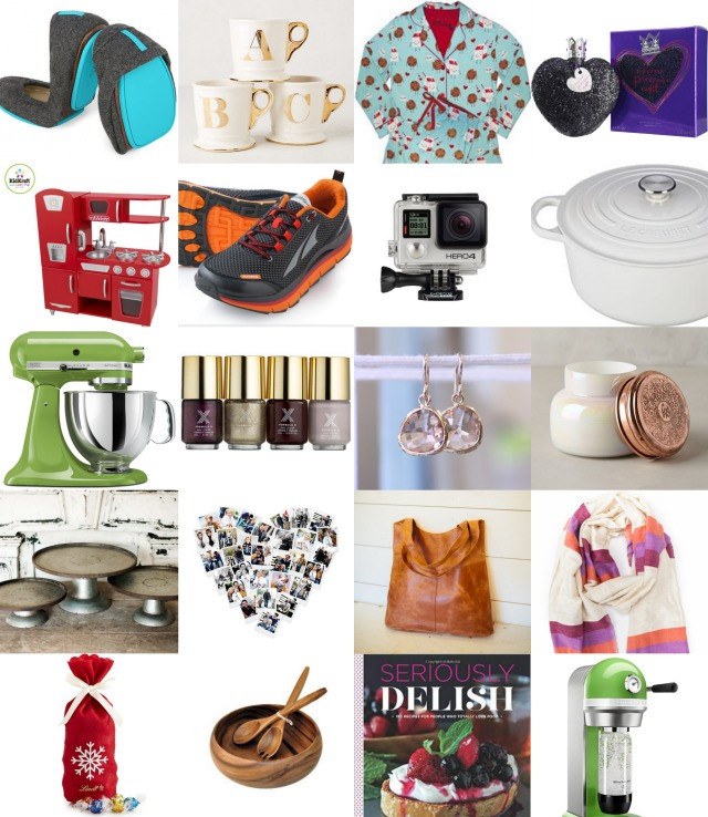 Best ideas about Holiday Gift Ideas For Her . Save or Pin Holiday Gift Guide 2014 Now.