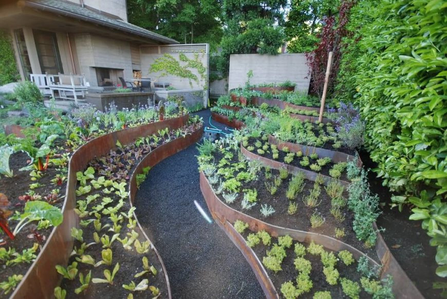 Best ideas about Home Vegetable Garden Ideas . Save or Pin 24 Fantastic Backyard Ve able Garden Ideas Now.