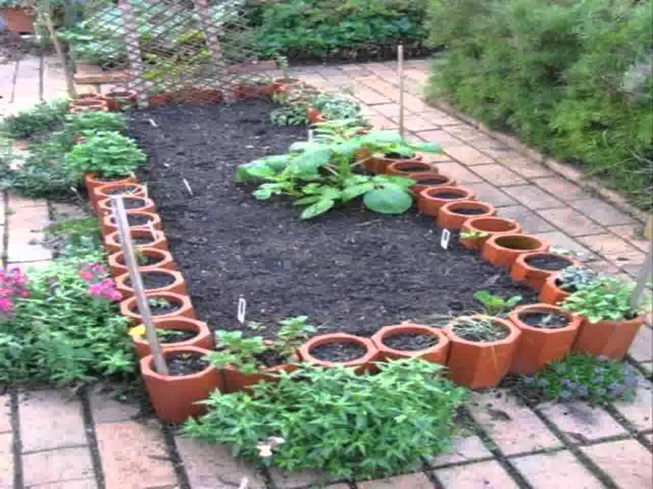 Best ideas about Home Vegetable Garden Ideas . Save or Pin Small Home Ve able Garden Ideas Garden Trends Now.