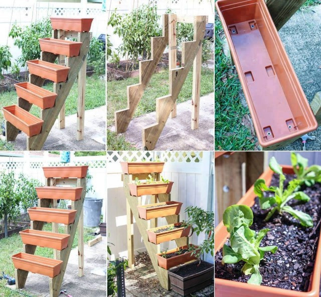 Best ideas about Home Vegetable Garden Ideas . Save or Pin 20 Vertical Ve able Garden Ideas Now.