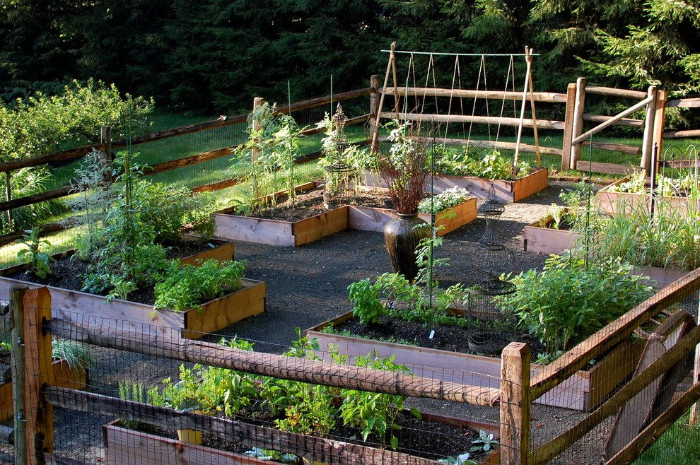 Best ideas about Home Vegetable Garden Ideas . Save or Pin 38 Homes That Turned Their Front Lawns into Beautiful Now.