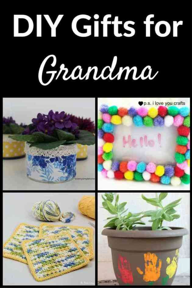 Best ideas about Homemade Birthday Gifts For Grandma . Save or Pin 20 Handmade Gifts for Grandma P S I Love You Crafts Now.
