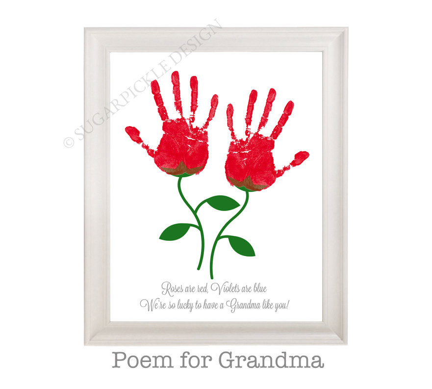 Best ideas about Homemade Birthday Gifts For Grandma . Save or Pin Gift for Grandma Grandma s Birthday Gift Mother s Now.