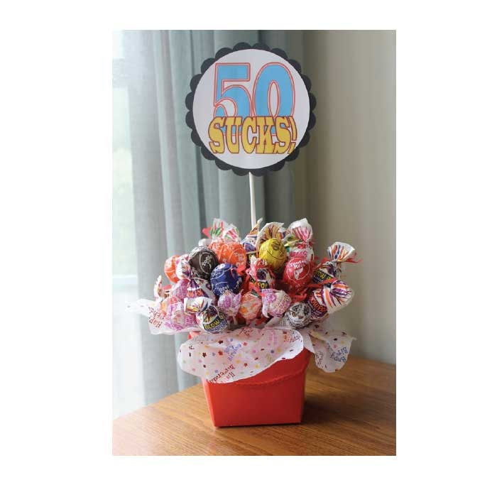 Best ideas about Homemade Funny 50th Birthday Gift Ideas . Save or Pin 40th Birthday Ideas 50th Birthday Gag Gift Ideas Homemade Now.