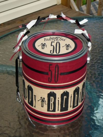 Best ideas about Homemade Funny 50th Birthday Gift Ideas . Save or Pin 50th Birthday Gag Gifts Now.