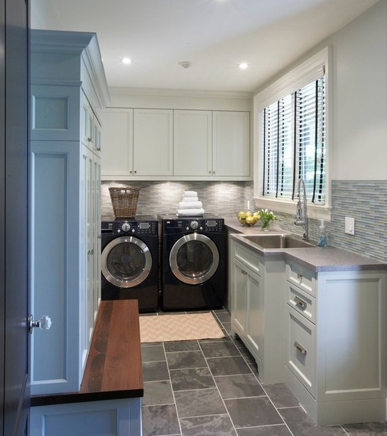 Best ideas about Houzz Laundry Room . Save or Pin A Look At Some Laundry Rooms From Houzz Now.