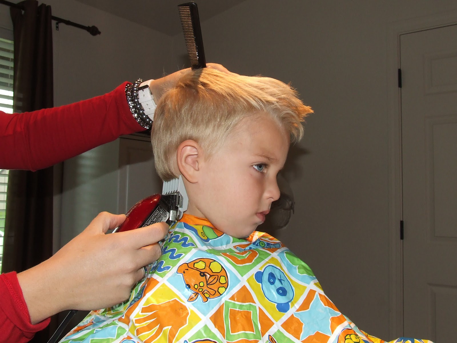 Best ideas about How To Cut Little Boys Hair . Save or Pin Simply Everthing I Love How To Cut Boys Hair The Now.