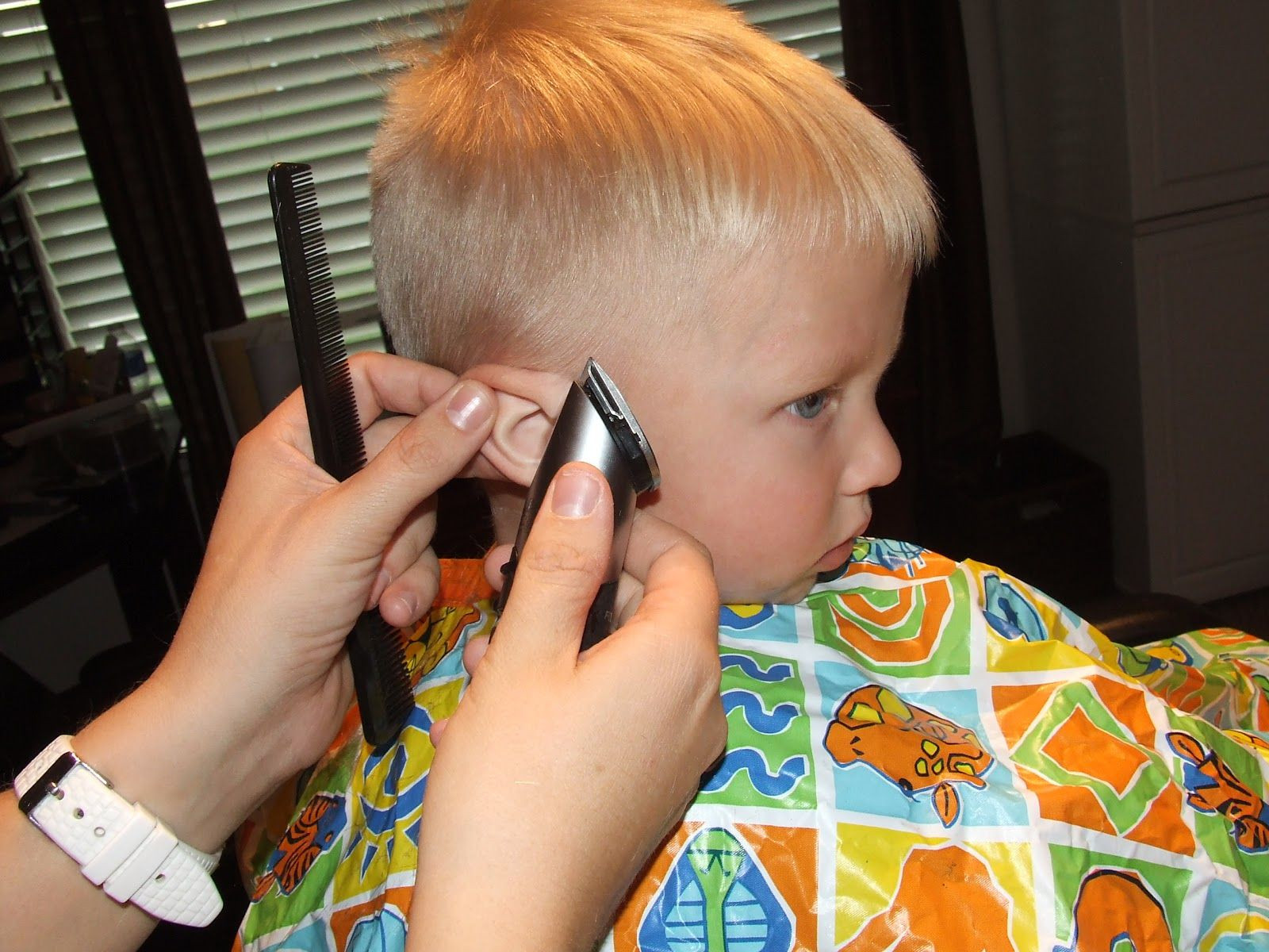 Best ideas about How To Cut Little Boys Hair . Save or Pin 10 Best Toddler Boy Haircuts – Little Kids Hairstyles Now.