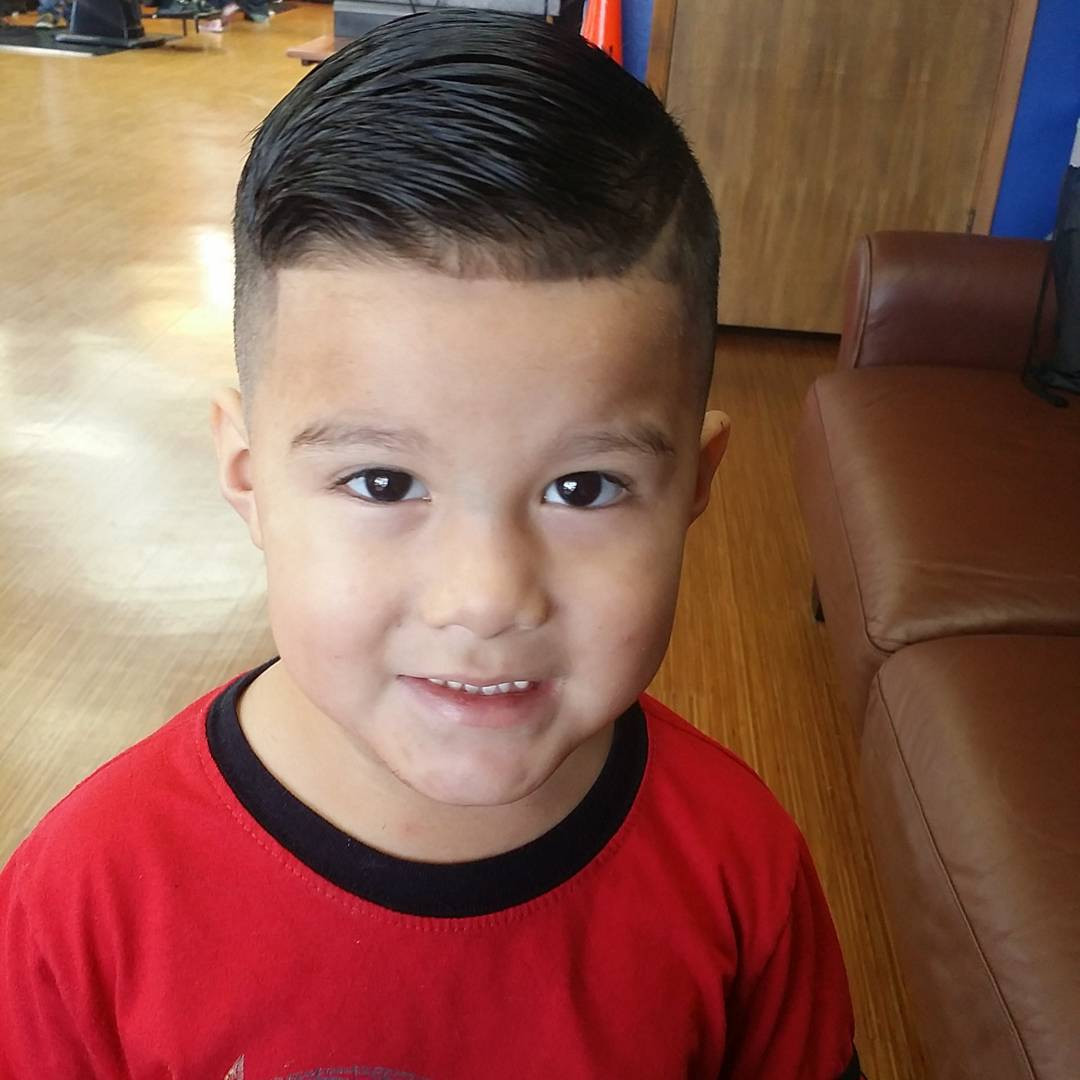 Best ideas about How To Cut Little Boys Hair . Save or Pin Boys Haircuts 14 Cool Hairstyles for Boys with Short or Now.
