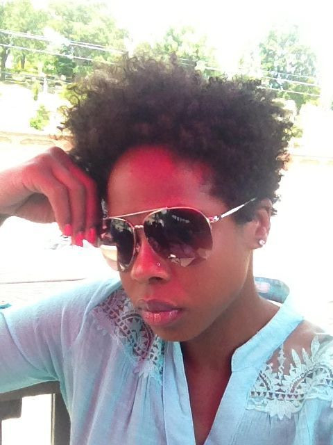 Best ideas about How To Cut Natural Hair . Save or Pin How To The Pixie Cut on Naturally Kinky Coily Hair Video Now.
