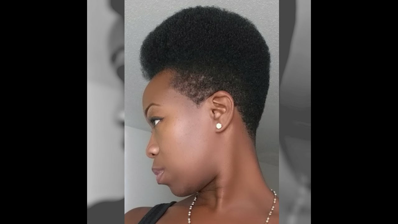 Best ideas about How To Cut Natural Hair . Save or Pin Natural Hair Update Tapered Hair Cut Now.