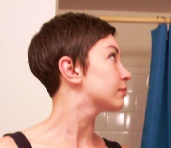 Best ideas about How To Cut Your Own Hair Short . Save or Pin 17 Best images about Hair cutting on Pinterest Now.