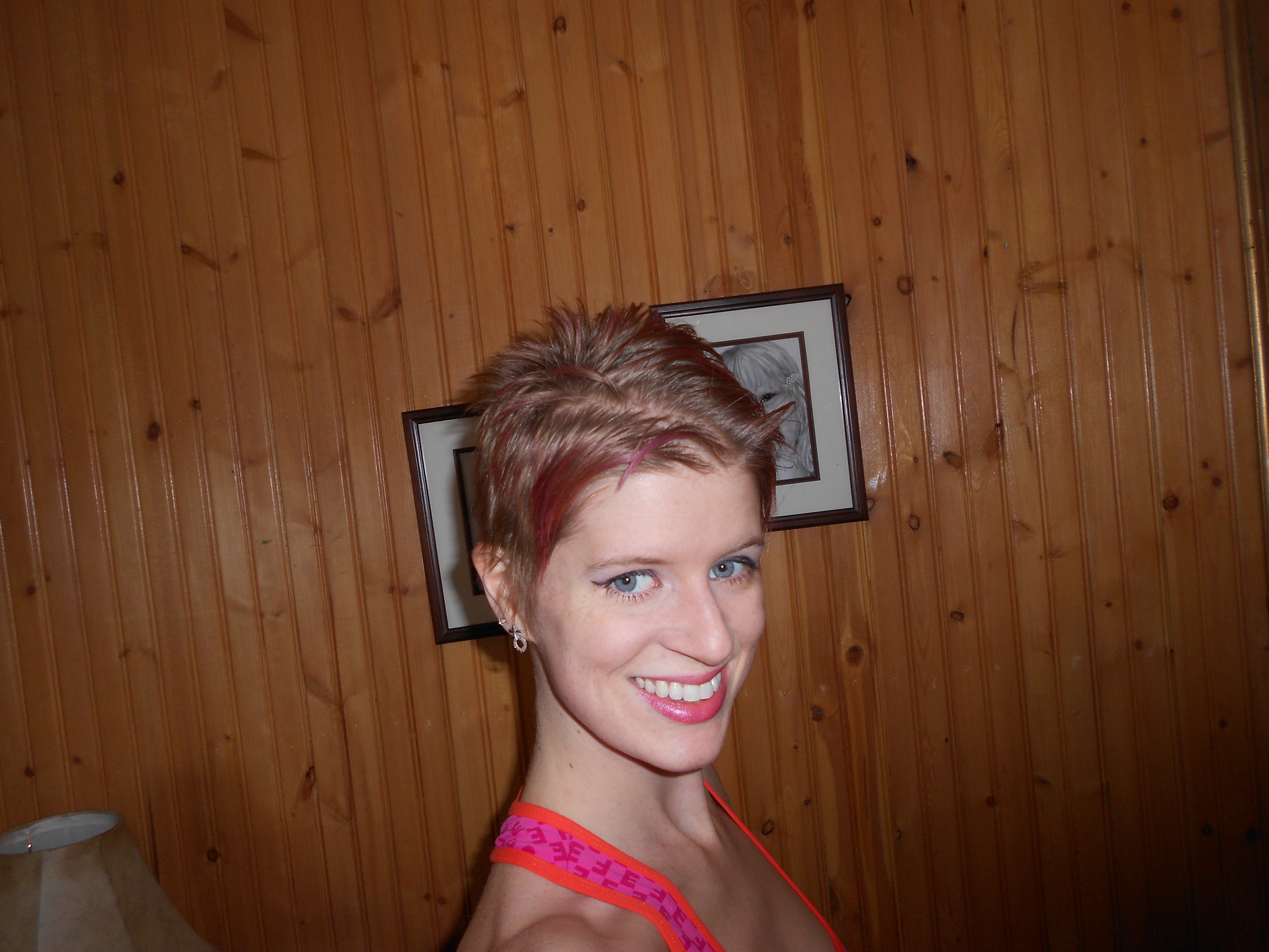 Best ideas about How To Cut Your Own Hair Short . Save or Pin How To Cut Pixie Haircut With Clippers Now.