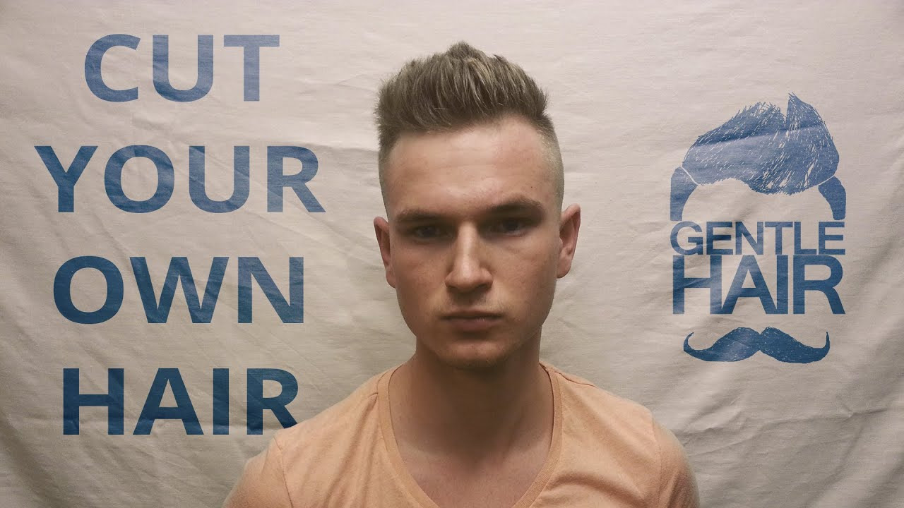 Best ideas about How To Cut Your Own Hair Short . Save or Pin Cut your own hair Men s short haircut Now.
