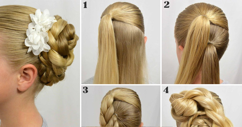 Best ideas about How To Do Hairstyles . Save or Pin Easy Step By Step Tutorials How To Do Braided Hairstyle Now.