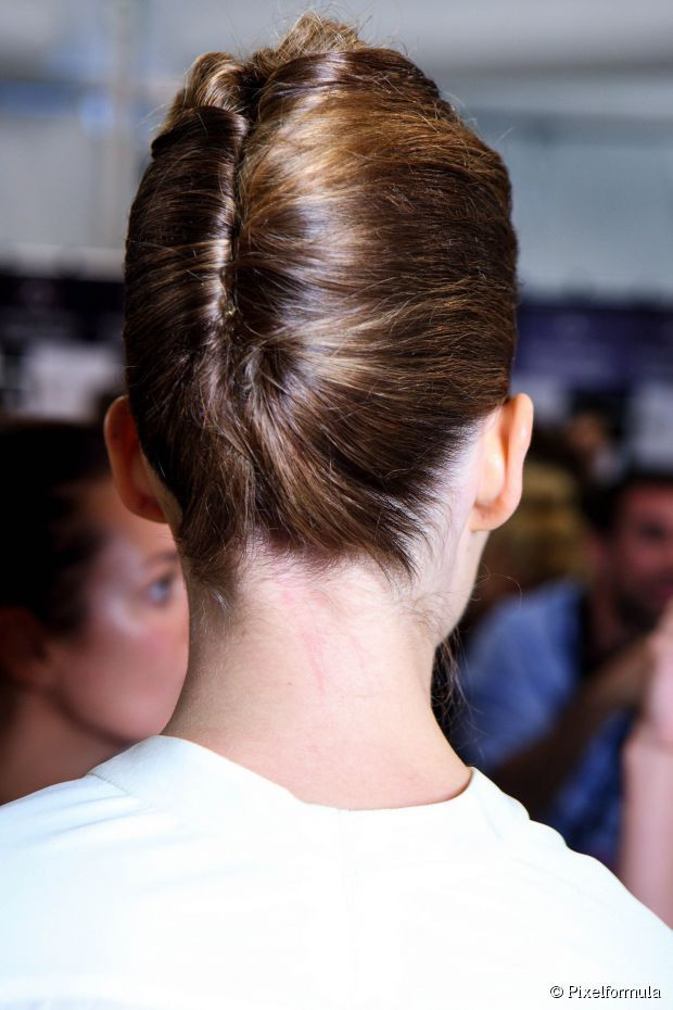 Best ideas about How To Do Hairstyles . Save or Pin How to do a classic French twist hairstyle easy tutorial Now.