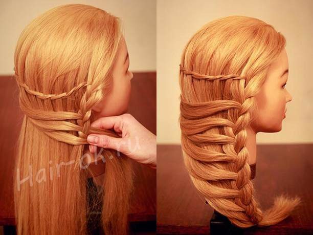 Best ideas about How To Do Hairstyles . Save or Pin How to Make Stylish Side Braid Hairstyle Now.