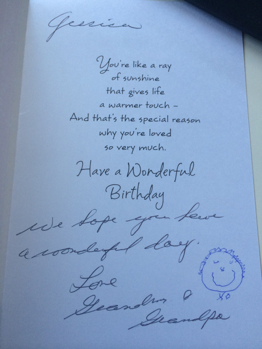 Best ideas about How To Write A Birthday Card . Save or Pin What To Write In Birthday Card inside [keyword – Card Now.