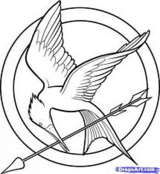 Best ideas about Hunger Games Coloring Sheets For Girls . Save or Pin The Hunger Games Now.