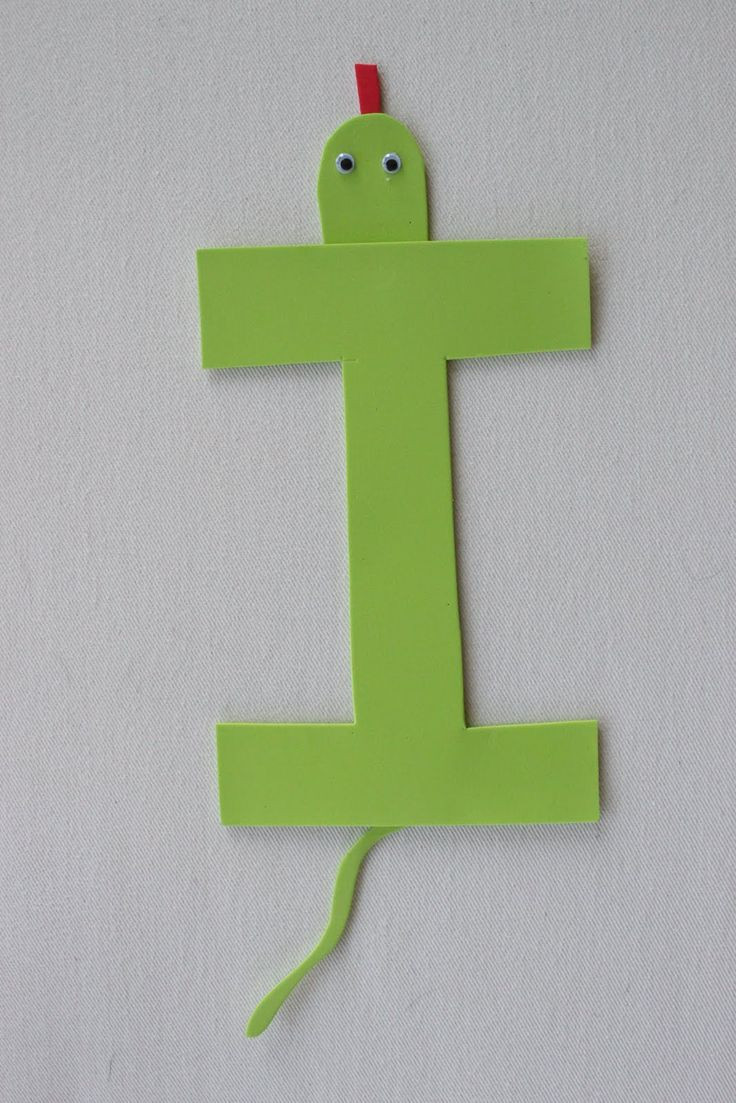 Best ideas about I Crafts For Preschoolers . Save or Pin Letter I Iguana Preschool Craft Ideas Pinterest Now.