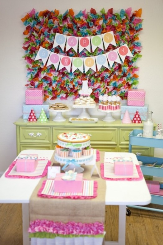 Best ideas about Idea For Kids Birthday Party . Save or Pin 17 Best Birthday Party Ideas For Girls Now.