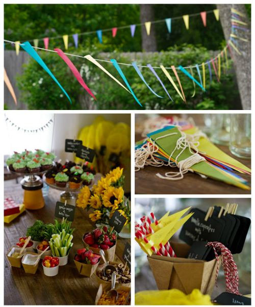 Best ideas about Idea For Kids Birthday Party . Save or Pin DIY party ideas for kids Paper Source Blog Now.