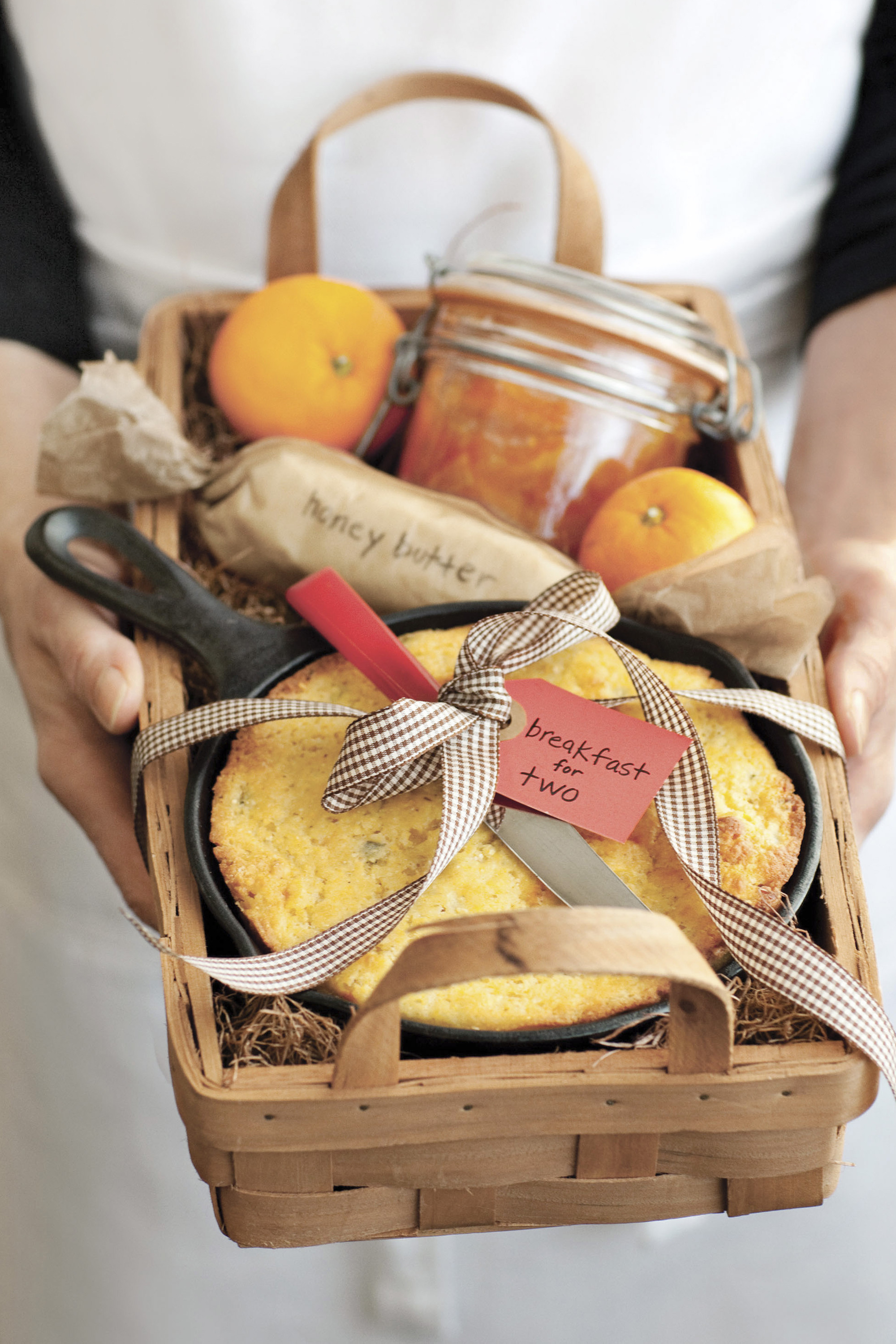 Best ideas about Ideas For Gift Baskets . Save or Pin DIY Christmas Gift Baskets How To Make Your Own Holiday Now.