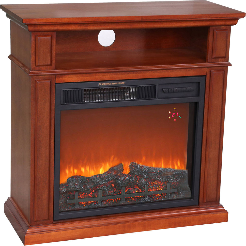 Best ideas about Infrared Fireplace Heater . Save or Pin Hearth Trends 1500W Small Media Indoor Infrared Electric Now.