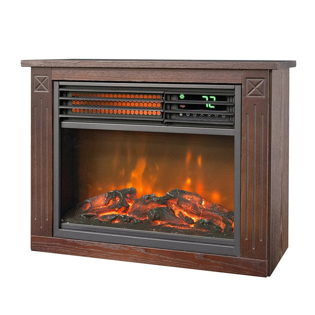 Best ideas about Infrared Fireplace Heater . Save or Pin Best Electric Infrared Quartz Fireplace Heater Reviews Now.